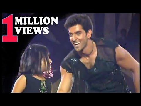 Hrithik Roshan Stage Performance || iconic moves|| Ek Pal Ka Jeena