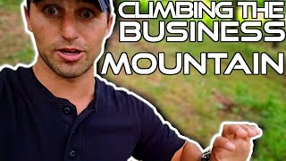 Climbing the Business Mountain