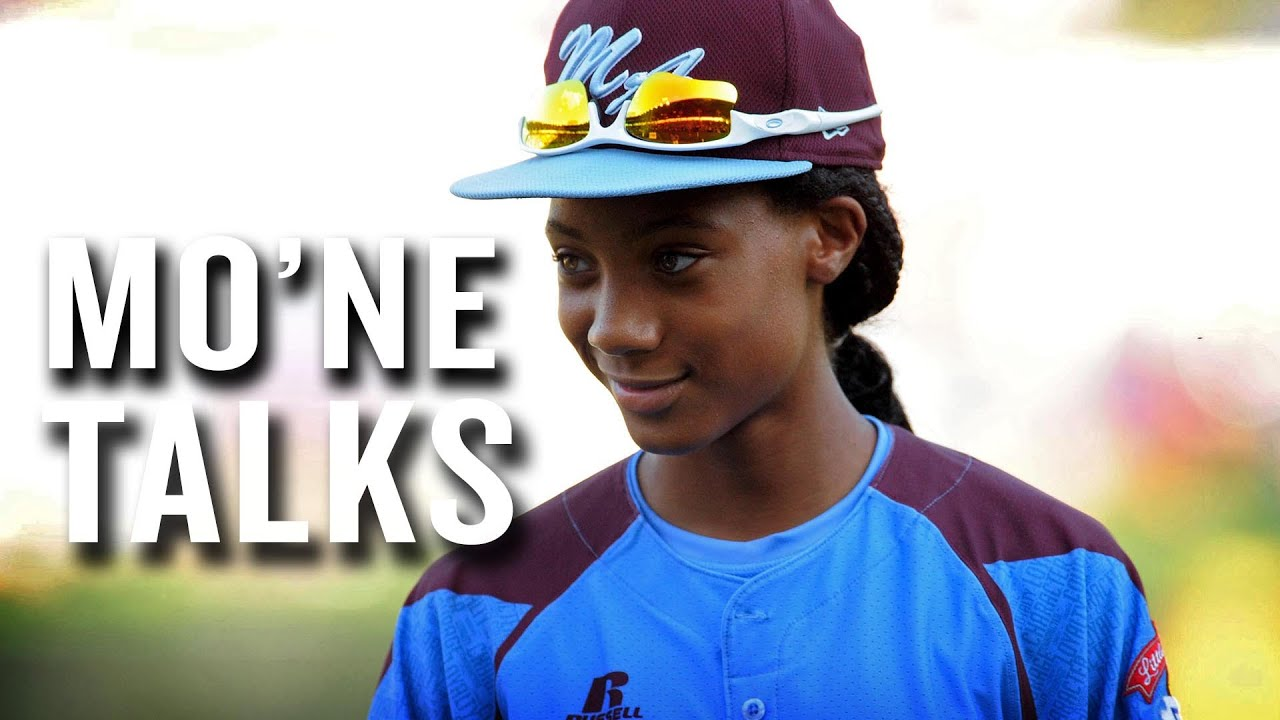 Mo'ne Davis's greatest Little League World Series moments (Daily Win) thumbnail