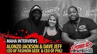 FASHION GEEK ZO & DAVE JEFF Talks Puma Deal, Chicago Fashion + More!