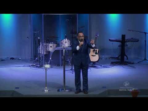 Ap. Edilson Silva – Uma Palavra de Salvação