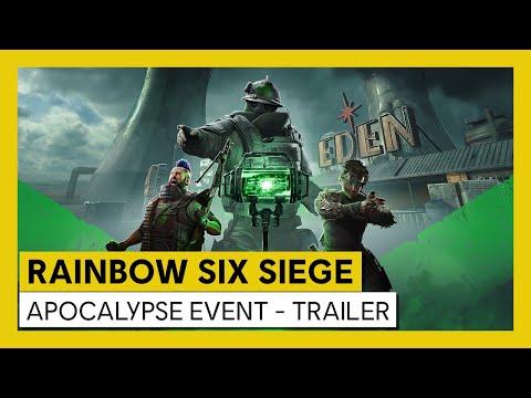 Tom Clancy's Rainbow Six Siege Apocalypse Event Trailer