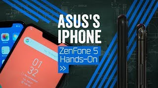 ASUS Zenfone 5: Attack Of The iClone