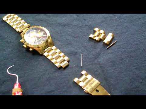 Michael Kors Watch Band Removal  Review Mp3