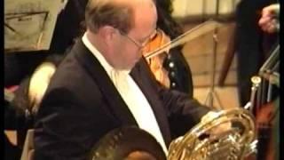 Gerd Seifert spielt Mozart KV 447 1.Satz