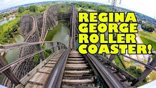 Regina George: The Ride! Mean Girls Roller Coaster Tobu Zoo Tokyo Japan 東武動物公園 レジーナ