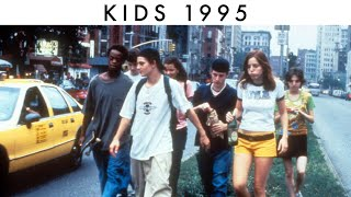KIDS 1995 DISCUSSION WITH DEAD BEAT FILM SOCIETY
