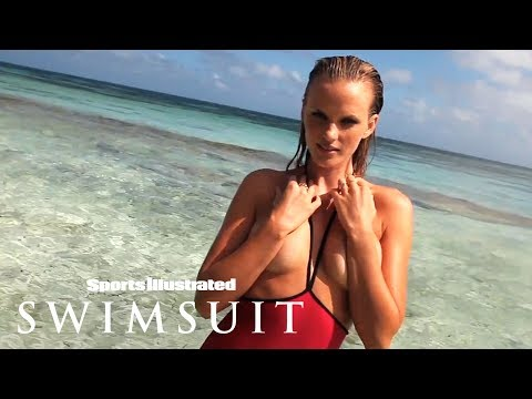 Anne V Goes Bare, Takes You To Her Perfect Paradise | Uncovered | Sports Illustrated Swimsuit