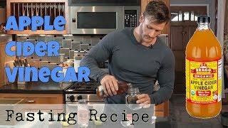 Apple Cider Vinegar Drink Recipe for Fasting: Thomas DeLauer