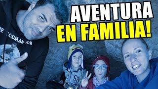 AVENTURA EN FAMILIA, CON LOWE Y LOS MINI YOUMAN!! | Vlog roque nublo