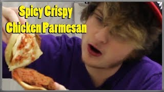 Burger King Spicy Crispy Chicken Parmesan Review