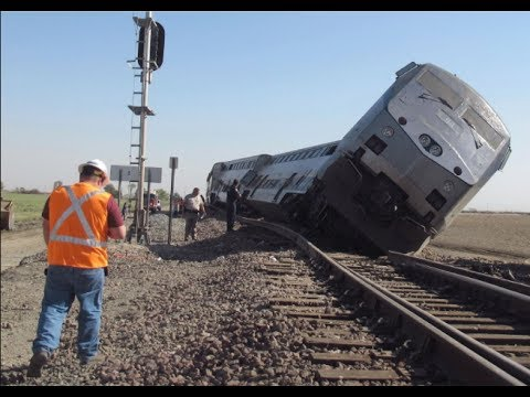 Train Crash Compilation Part 2