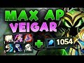 Download Youtube: FULL AP + 25 MEJAI STACKS ON VEIGAR IS SO STUPID! 1000+ AP VEIGAR TOP SEASON 7 - League of Legends