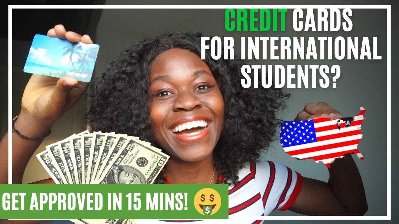 CHARGE CARD for International trainees in the U.S.A. Secret to get authorized in 15mins! Finest Cards. thumbnail