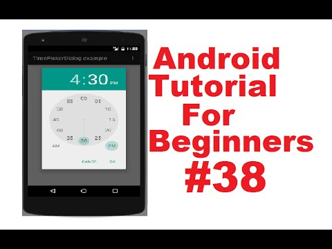 Android Tutorial for Beginners 38 # Style inheritance in Android