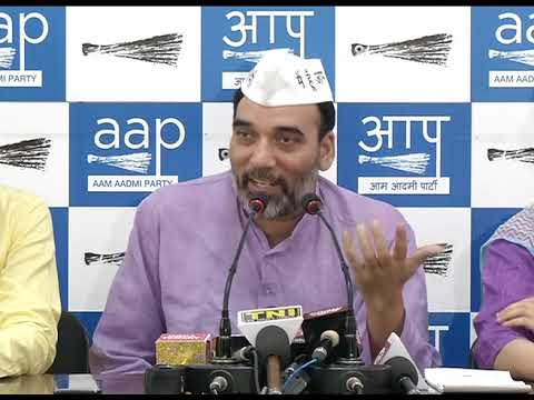 AAP working on Women Safety but Why Is Congress Leader Ajay Maken getting restless like BJP?