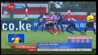 AFC Leopards yatoka sare baada ya michuano yao na Posta Rangers