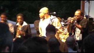 "CHUCK BROWN IN NEW YORK CITY JUNE 2009 PT 2 ""1 on 1"""