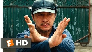 The Karate Kid (2010)   Six Versus One Scene (110) | Movieclips