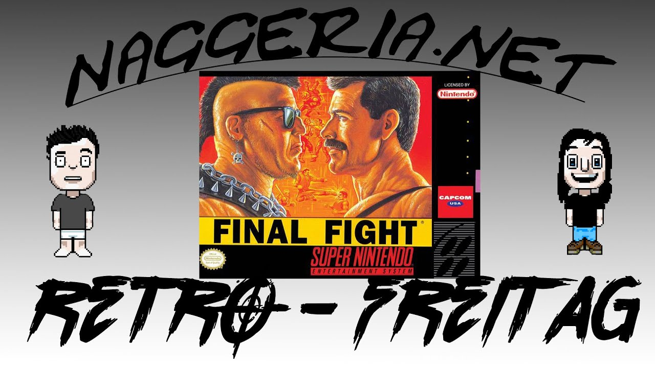 [Retro-Freitag] Final Fight (Arcade)