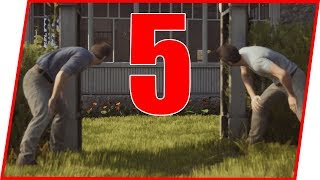 BREAKING AND ENTERING! - A Way Out Walkthrough Pt.5