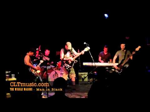 The Wiggle Wagons live from Tremont Music Hall - Man in Black