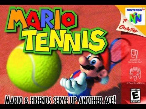 mario tennis nintendo 64 cheats