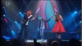 Lipo - Ceny Anděl 2012 live feat. Kateřina Marie Tichá a Debbi.