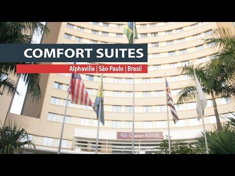 Conheça melhor o Comfort Suites