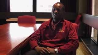 Meet DNP Graduate Steve Mandieka