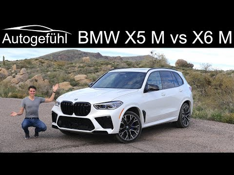 External Review Video E-z5_-fTf_g for BMW X6 M & X6 M Competition Crossover (G06)