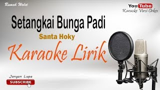 Setangkai Bunga Padi - Cover By Karaoke Versi Orkes
