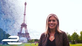 Driver Swaps In Paris! Nicki