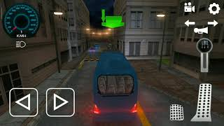 Cool Bus Simulator (Bus Simulator 2017 Cockpit Go)- Android games