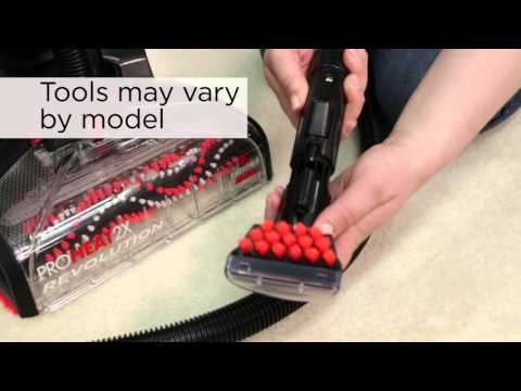 ProHeat 2X Revolution How to Use Hose and Tool