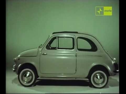 Spot FIAT 500 (1957)