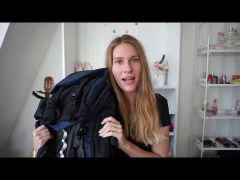 Unsere Reiserucksäcke | madebylenny