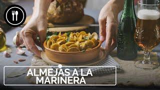 Almejas a la marinera, un delicioso aperitivo de alma gallega
