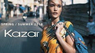 KAZAR SPRING/SUMMER COLLECTION 2018