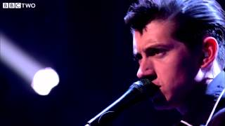 """Arctic Monkeys on Jools Holland - """"Snap Out Of It"""""""