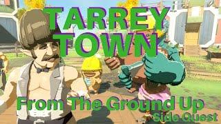 Building Tarrey Town 'From The Ground Up' Zelda BOTW (Secret Shop)