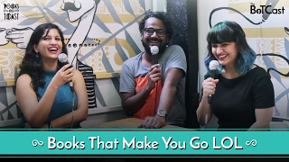 Ooh episode 1 of the Books on Toast podcast is here Anuya