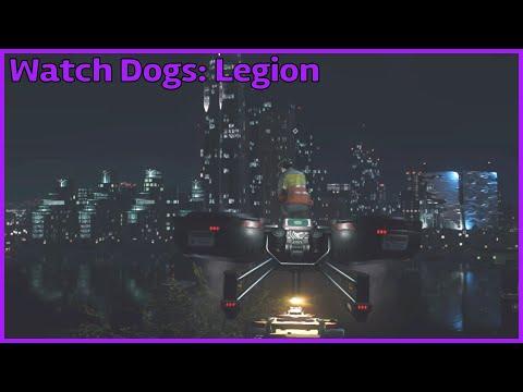 WD: Legion/Hilarious/E3