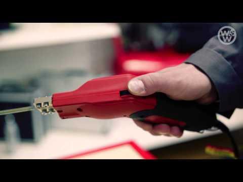 Hartschaum Handschneidegerät