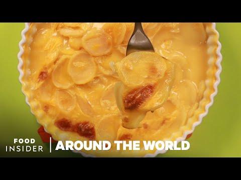 How Potatoes Are Eaten Around the World