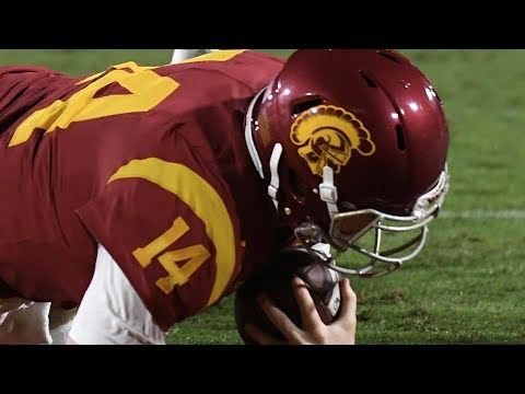 HIGHLIGHTS: Sam Darnold and USC Hold Off Josh Rosen and UCLA | Stadium