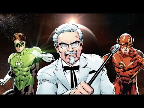 The Colonel Returns to the DC Universe!
