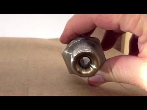 Video đào tạo đầu phun hơi nước Elector