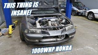 We Bought A 1000HP HONDA PRELUDE!
