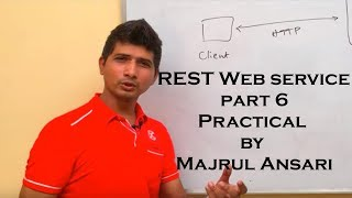 Introduction to Rest Web Service Tutorial Practical by Majrul Ansari